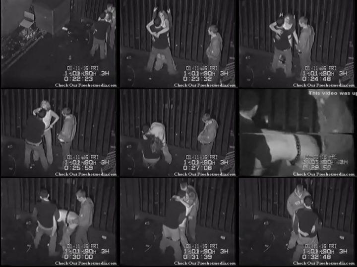 กล้องวงจรปิดข้างถนน แอบถ่ายโจรรุมข่มขืนผู้หญิงกลางถนน ผู้หญิงต้องยอมมันมารุมเขาอะxxxx