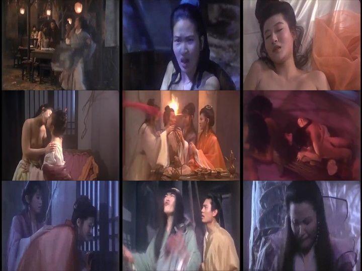 Erotic Ghost Story หนังโป้แนวผีดิบ มาดูกันแนวอีโรนิกหนังอาร์ทีเด็ดเลยเนื้อเรื่องXXXมาก