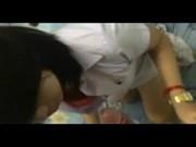 คลิปนักศึกษา กับแฟนหนุ่มควยใหญ่ในห้องน้ำ อมเสียวเลียให้เหมือนตอนกินไอติมเลยนะที่รัก