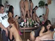 คลิปหลุดปาร์ตี้ฝรั่งเลี้ยงวันเกิดชวนเพื่อนมารวมตัวกัน งานนี้ิต้องถวายหีให้ผู้ชายเย็ดเพราะว่ามันส์แน่ๆ