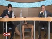 เย็ดนักข่าวหญิงสาว ผ่านทีวี แม้งคนดูได้อึ้งสิครับ น้ำแตกทะลุจอ AV ญี่ปุ่นแม้งสุดยอดความคิดเรื่องเงี่ยนๆ