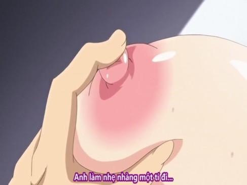 กาตูนโป๊เรื่อง Kyonyuu Try แนว Porn โป๊กาตูนคนญี่ปุ่นทำ ภาคได้เสียวหัวนมชมพูเขี่ยโชว์เด็ด
