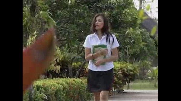 หนังRไทย ทีเด็ดสาวนักศึกษาคนนี้บอกเลย หน้าตาเงี่ยนมากๆสมแล้วที่โดนเย็ด