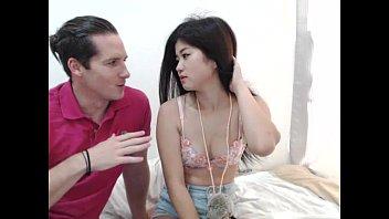 pron hub สาวไทยกับผัวฝรั่งลุดมาเต็มๆ จังหวะมันได้เลยอัดคลิปซะเลย