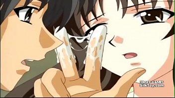 Hentaiโป๊อนิเมะ การ์ตูนโป๊พี่ชายน้องสาวจัดกันตลอดคืน น้ำเงี่ยนเยิ้มติดนิ้วแสดงว่าอยากเสียวพร้อมถูกเย็ดหี