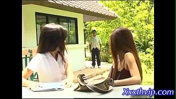 หนังxไทยเสียงไทย ฉากตัดน้องนิดนัดเย็ดกับกิ๊กหนุ่มหลังติวหนังสือ เข้ามาเสียวหีขย่มควยนอนกอดกันนัวเนีย