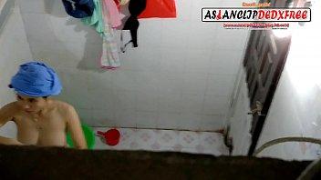 แอบถ่ายข้างห้องอาบน้ำ แอบมองมาหน้าแล้ว รอบนี้ขอเป็นคลิปเลยแล้วกัน