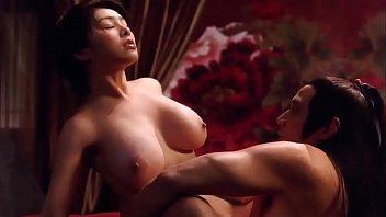 หนังโป๊จีนตำนานรักดอกเหมย เย็ดกันจนวังสะเทือน นางเอกนมโคตรใหญ่เหมือนทำมา แต่ขยำทีทำเอาเงี่ยนจนเสียวควย
