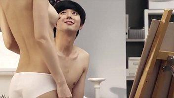 หนังโป๊เกาหลีเรทR คุณครูสอนศิลปะสุดสวยหีน่าเย็ด โดนลูกศิษย์พูดจาเล้าโลมจนขนหีลุก แก้ผ้าให้เลียหีเฉยเลย สุดจัดเจอแบบนี้จัดหนัก